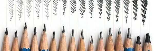 Quale matita per disegnare?