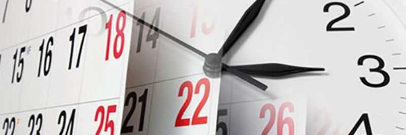 W la scuola dopo le vacanze! Calendario scolastico 2017-2018