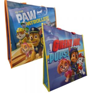 Shopping bag Paw Patrol