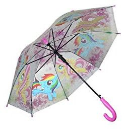 Ombrello diam.84cm a scatto - My Little Pony