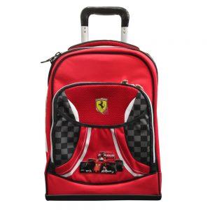 Zaino organizzato Trolley Ferrari