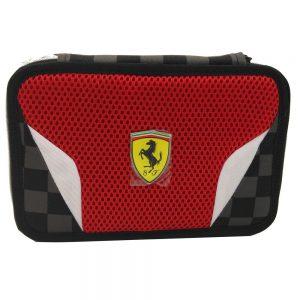 Astuccio 3 zip completo Ferrari