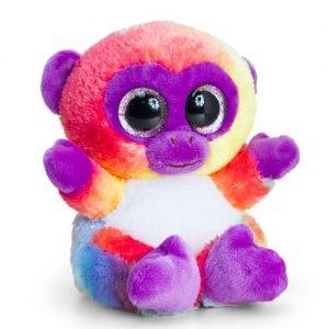 Kell Toys peluche Animotsu Rainbow Monkey