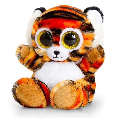 Kell Toys peluche Animotsu Tiger