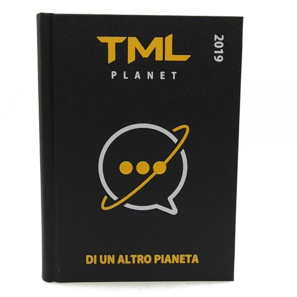 Diario agenda TMP planet 2018-2019
