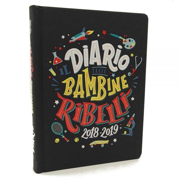 Diario BAMBINE RIBELLI 12 mesi 2018-2019