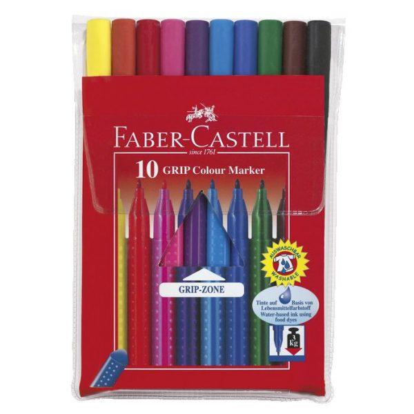 Pennarellli Faber Castell Grip