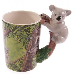 Tazza Decorata - Koala