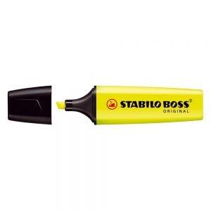 Evidenziatore Stabilo Boss Original giallo