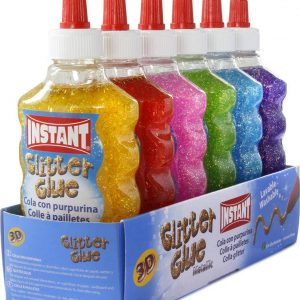 Colla Glitter Glue metallic 180ml