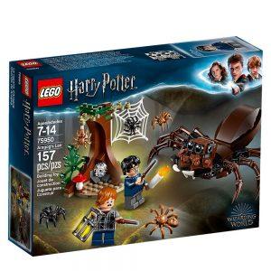Lego Harry Potter Il covo di Aragog